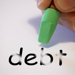 Debt - Image by Alan Cleaver