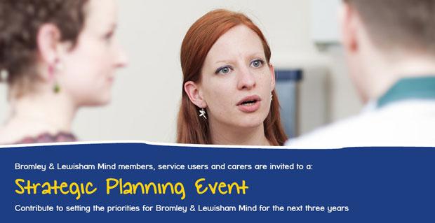 Strategic Planning Event 2014