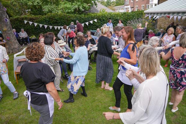 Summer Garden Party and MindCare Dementia Support Centre in Beckenham