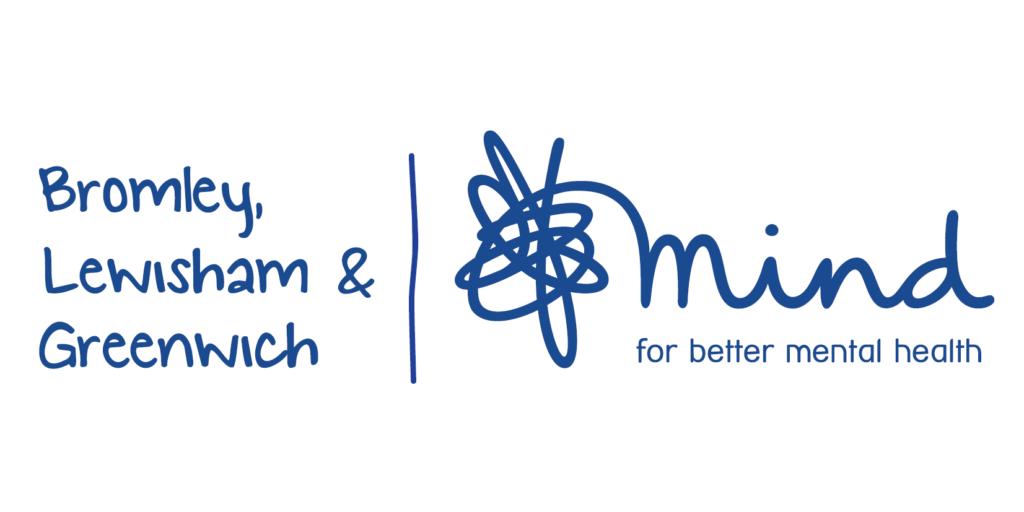 Логотип Bromley, Lewisham & Greenwich Mind