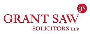Логотип адвоката Grant Saw
