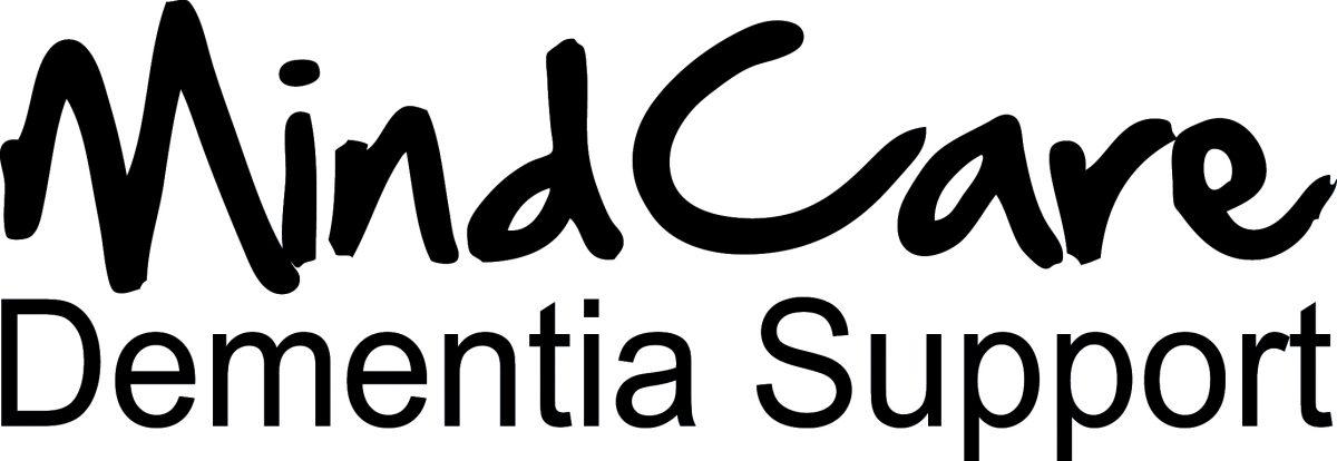 Logo Mindcare černé
