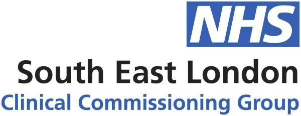 NHS South East London commissioning group logo