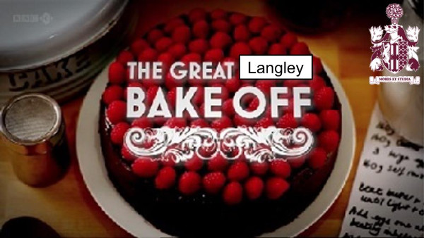 The Great British Bakeoff - Langley Park Boys School