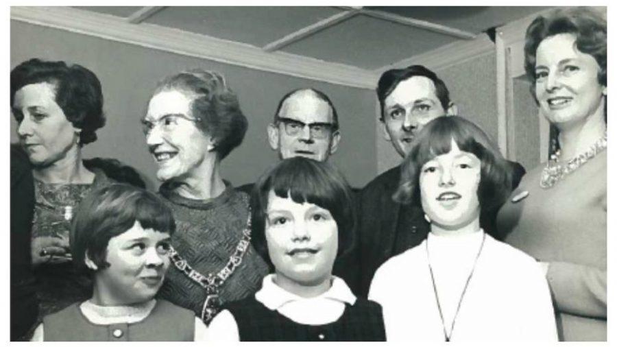 Historická fotografie otevření stránky BLG Mind