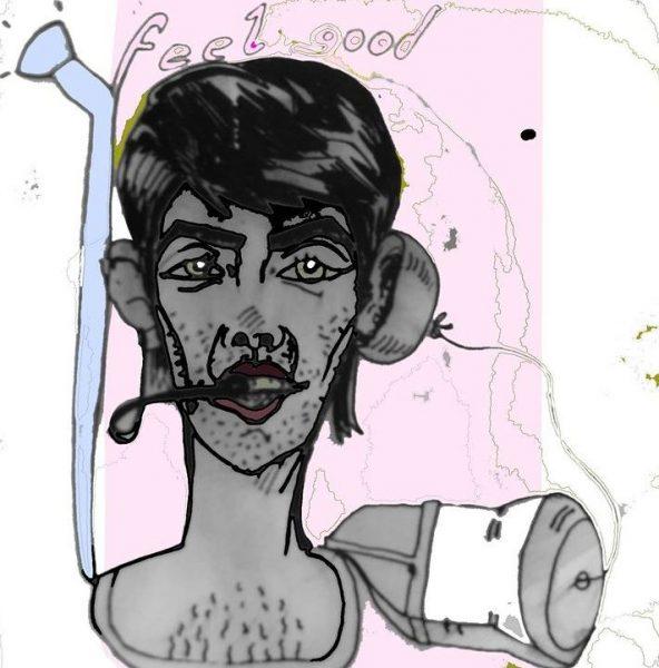 An artwork by EndaDeburca