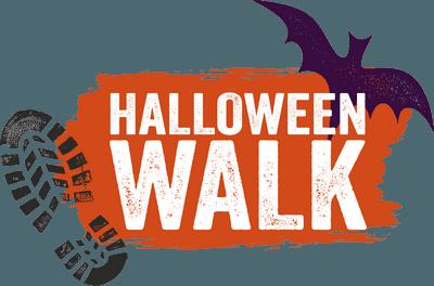 Logo Halloween Walk Ultra Challenge